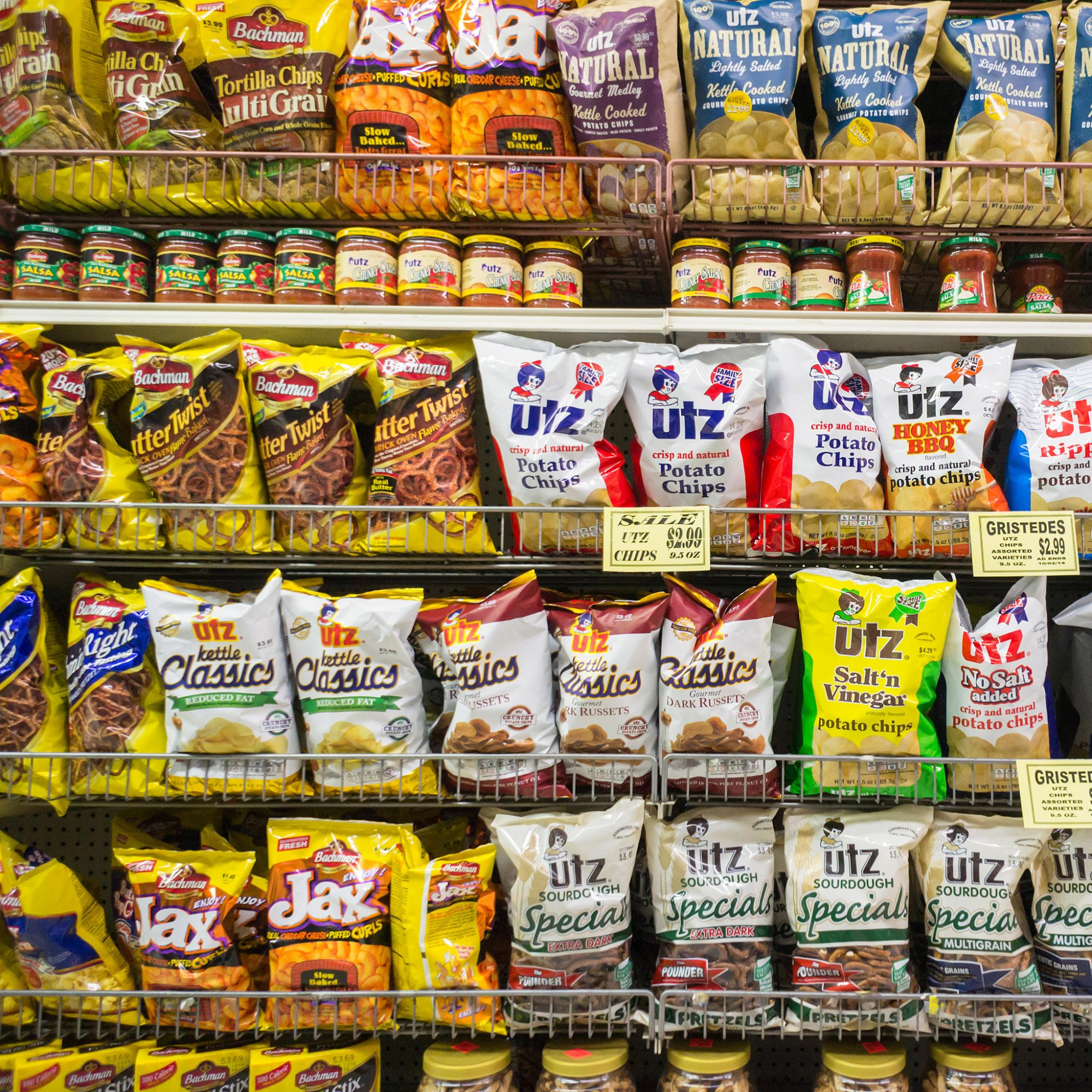 FWX AMERICANS SNACKING
