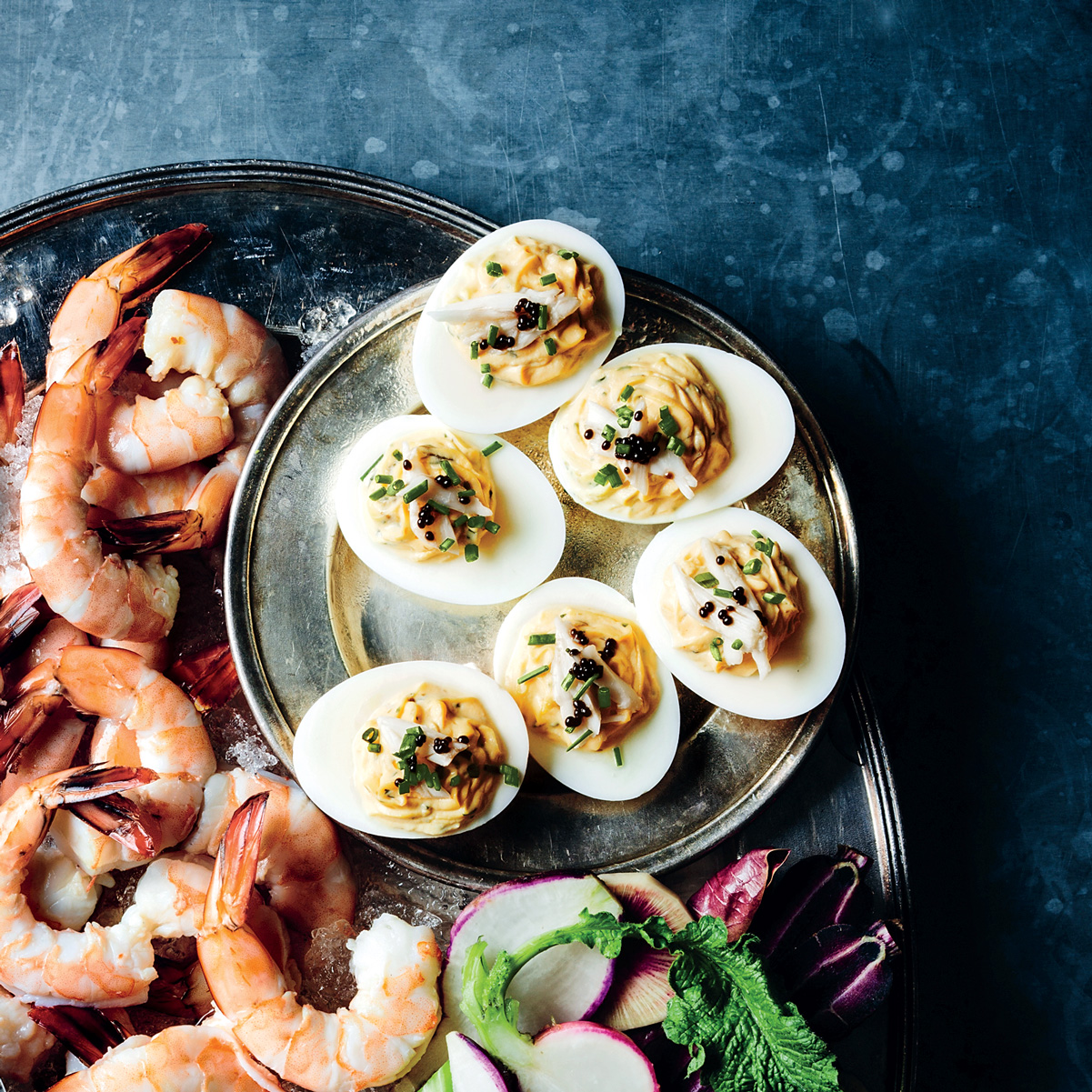 Deviled Eggs with 