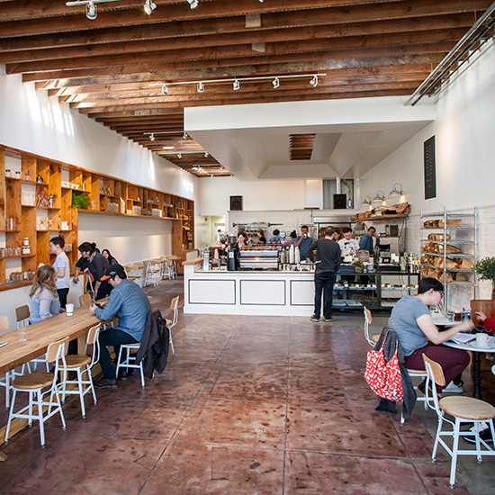 Quirky Coffee Shops: The Mill