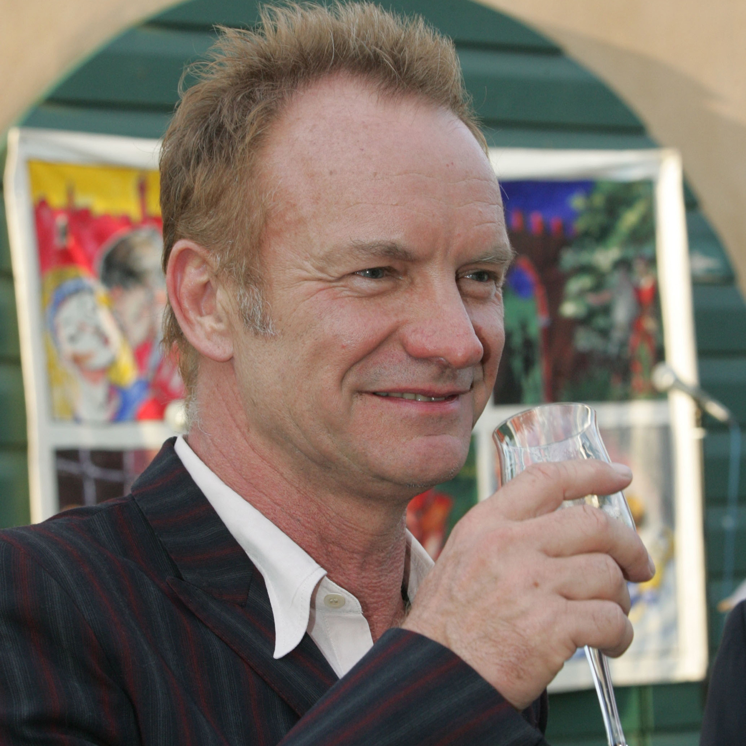 Sting and Wine