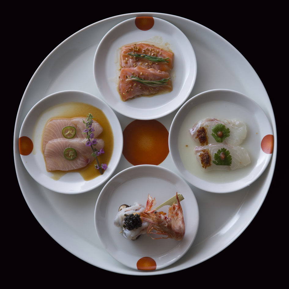 Nobu Tableware Collection