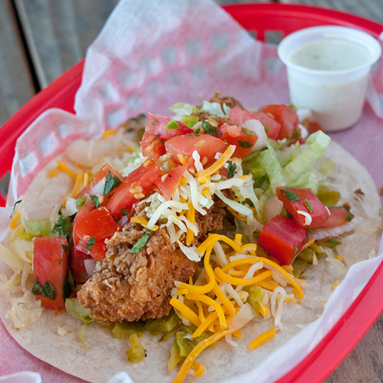 Austin, Houston and Dallas: Torchy's Tacos