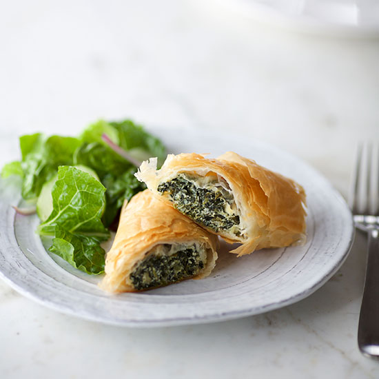 Supper Spanakopita
