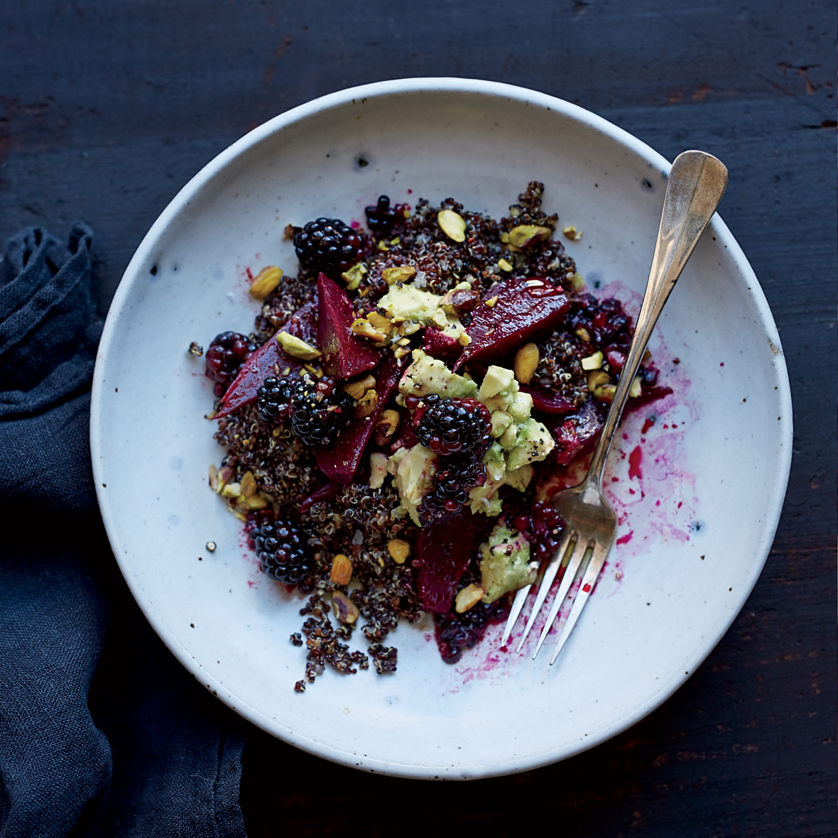 Beets and Berries