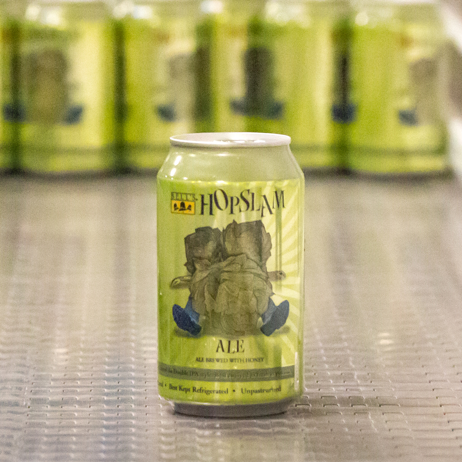 Michigan: Bell's Hopslam Ale