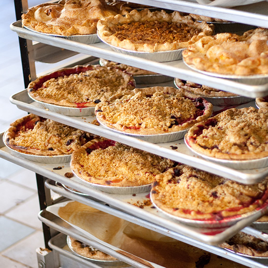 America's Best Apple Pies: Mission Pie; San Francisco