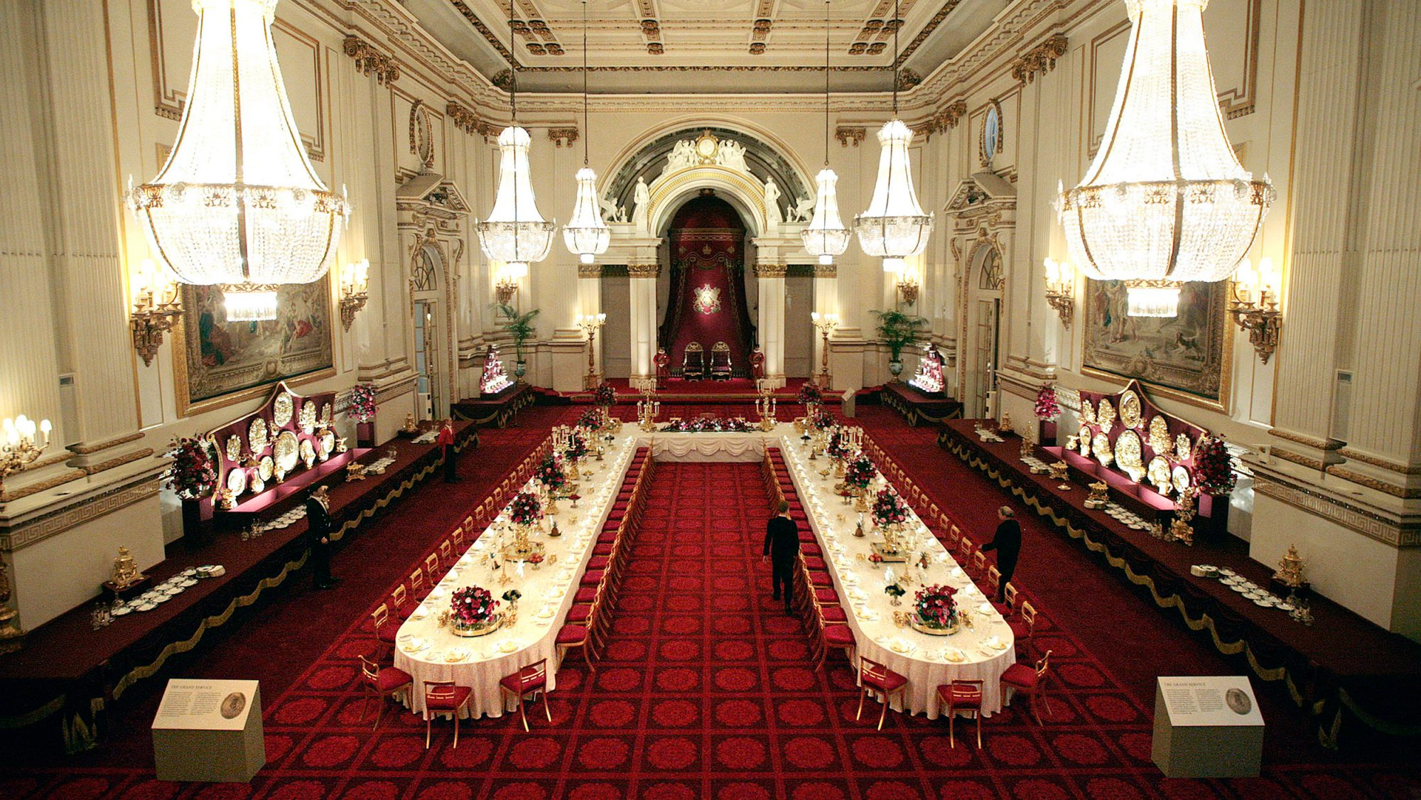 Buckingham Palace Food Secrets