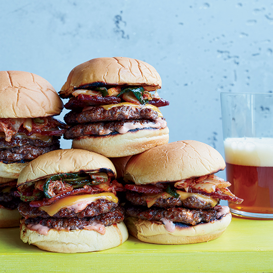 33 Best Burger Recipes Food Wine