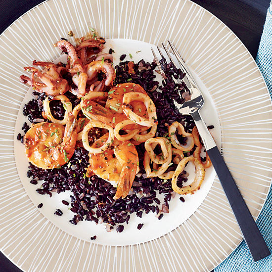 Brazilian Black Rice