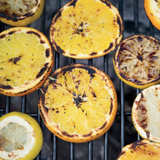 Grilling with Live Fire: Grilling Citrus