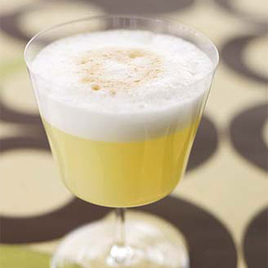 Key Lime Pisco Sour