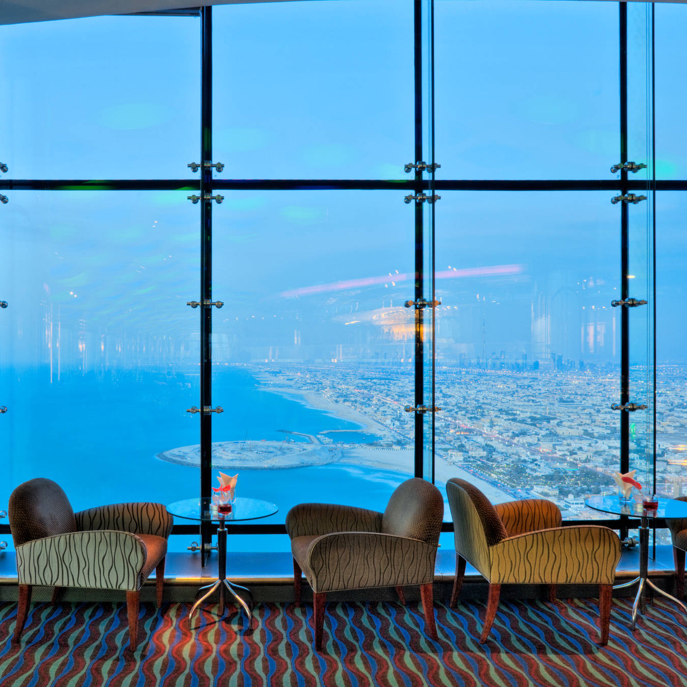 Skyview Bar at Burj Al Alrab