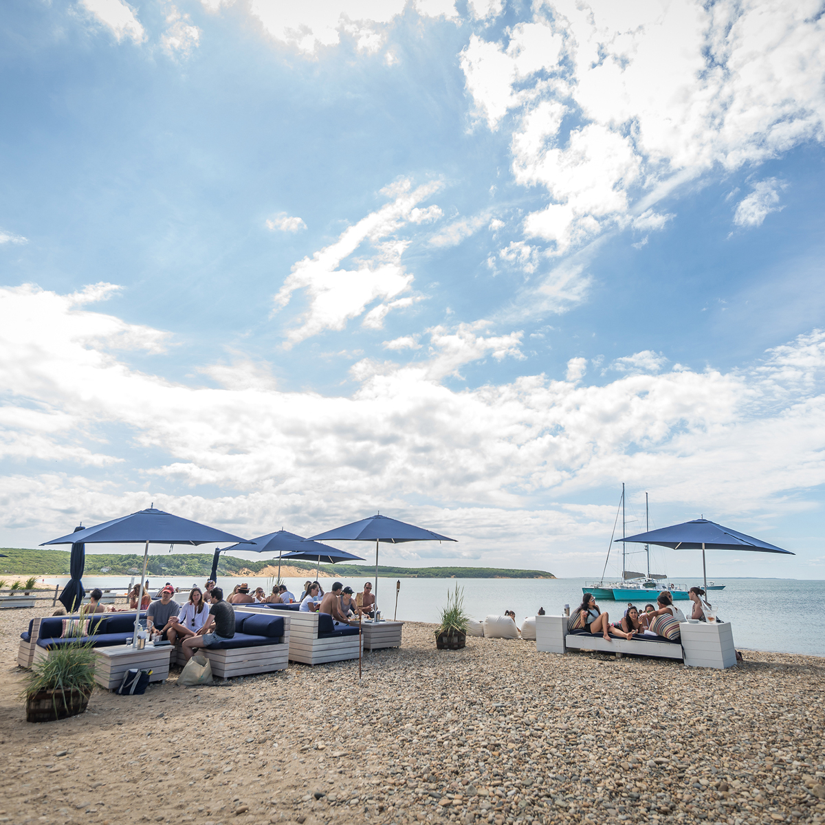 Dinner by the Sea: Navy Beach, Montauk