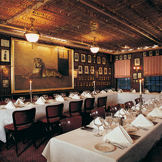 Iconic Steak Houses: Keens, New York City
