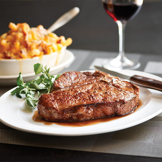 Iconic Steak Houses: Morton's The Steakhouse