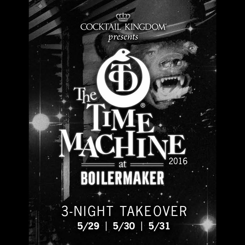 PDT Time Machine Event