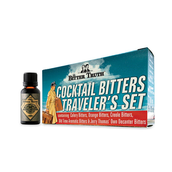 Travel-Sized Bitters