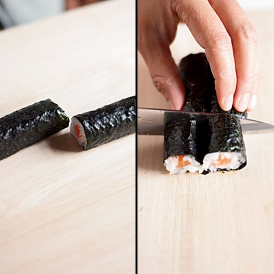 Step 5: Cut the Maki