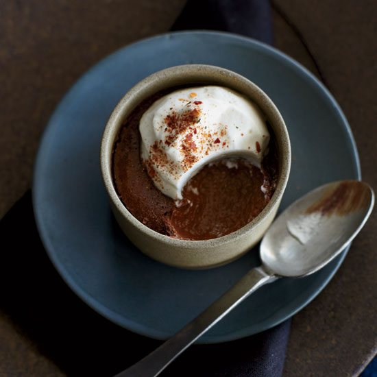 Best Chocolate Desserts: Mayan Chocolate Pudding