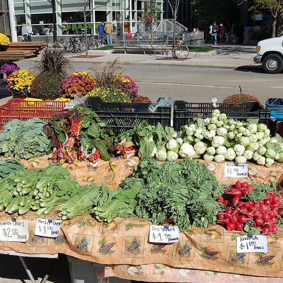 World's Best Food Markets: Dane County Farmers' Market in Madison, WI