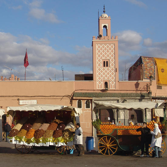 World's Best Food Markets: Djemaa el Fna in Marrakech, Morocco