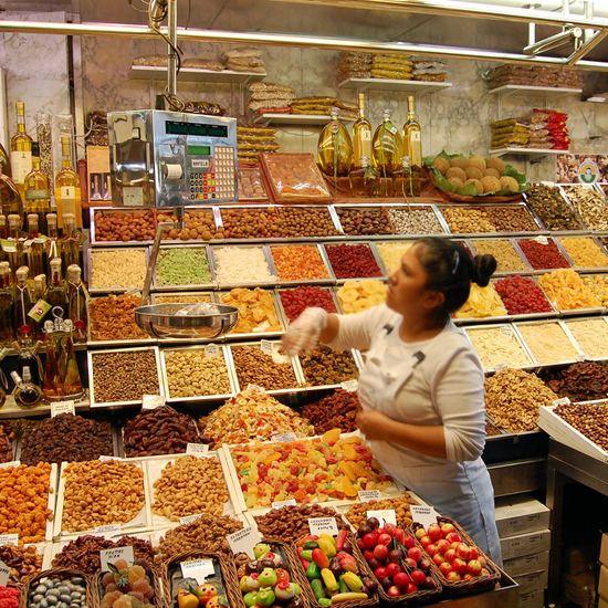 World's Best Food Markets: La Boqueria Market in Barcelona