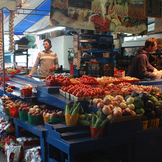 World's Best Food Markets: Marché Atwater in Montreal