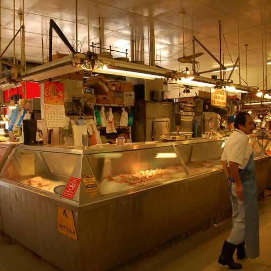 World's Best Food Markets: Oahu Market in Chinatown, Honolulu