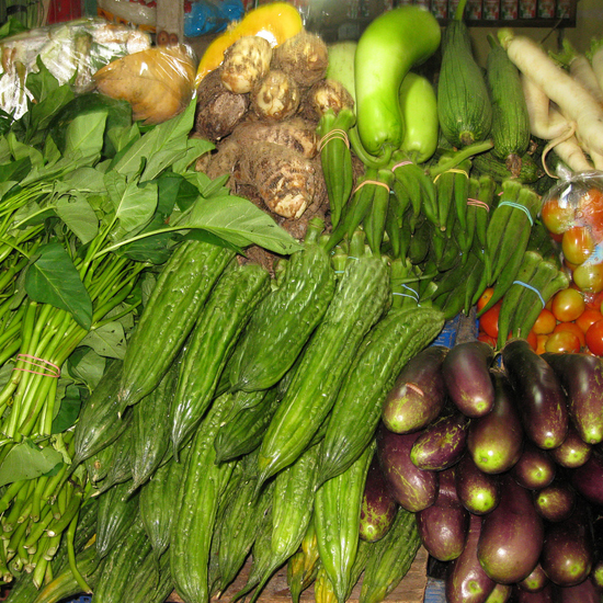 World's Best Food Markets: Puerto Princesa Market in Palawan, Philippines