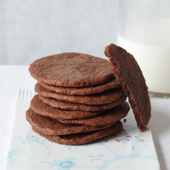 Crispy Chocolate Cookies