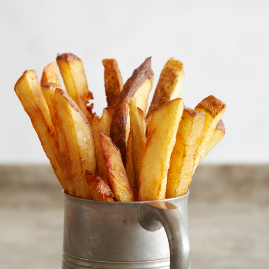 Mission: DIY French Fries