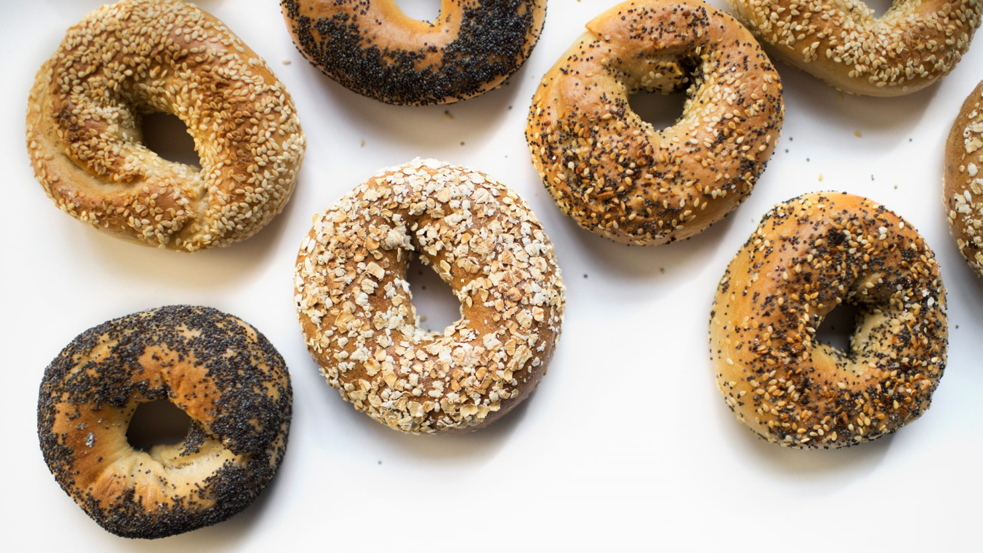 New York City: Black Seed Bagels