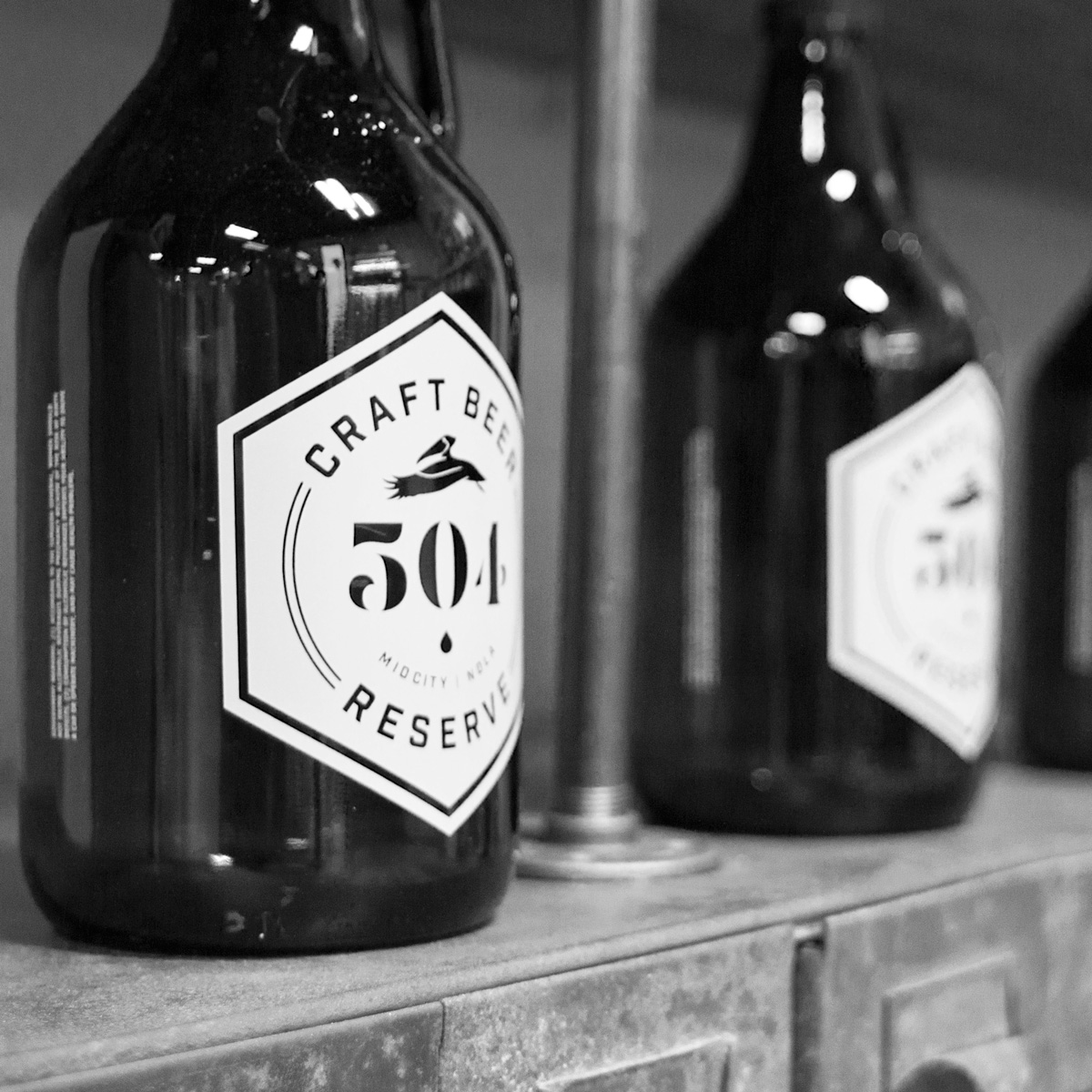 504 Craft Beer Reserve, New Orleans