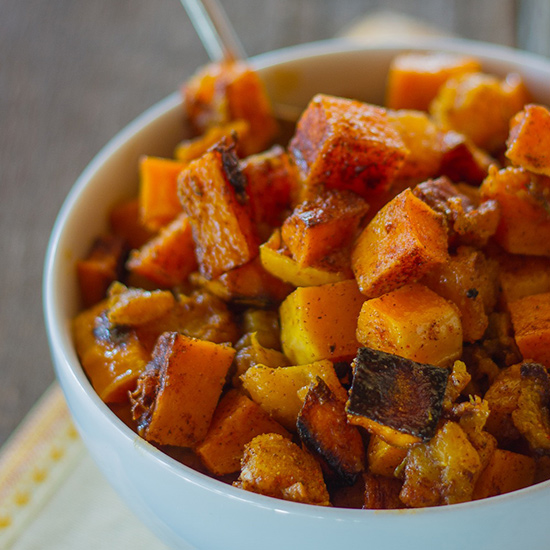 Moroccan-Spiced Butternut Squash