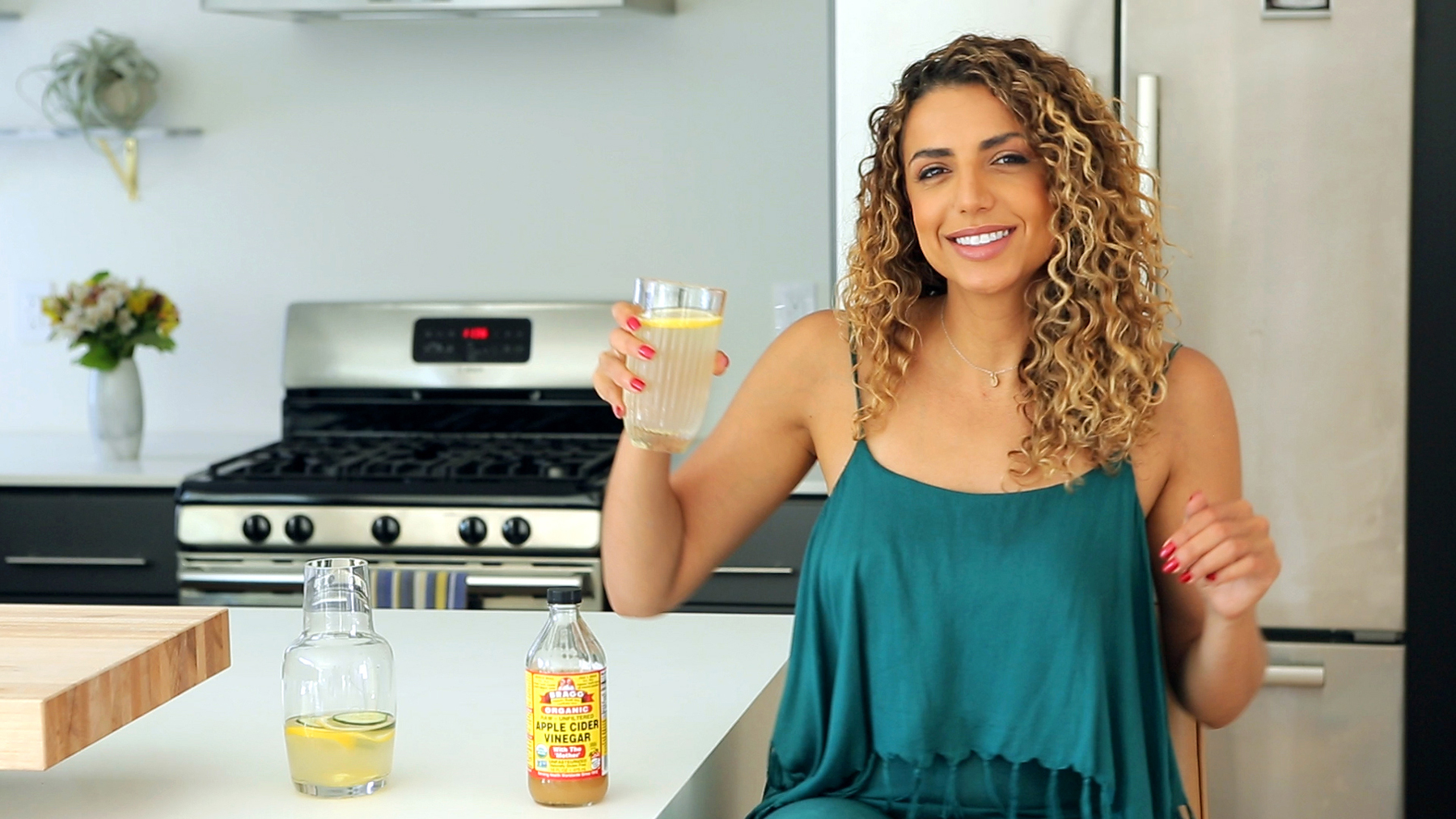 Mary Shenouda Paleo YouTube Cooking Series