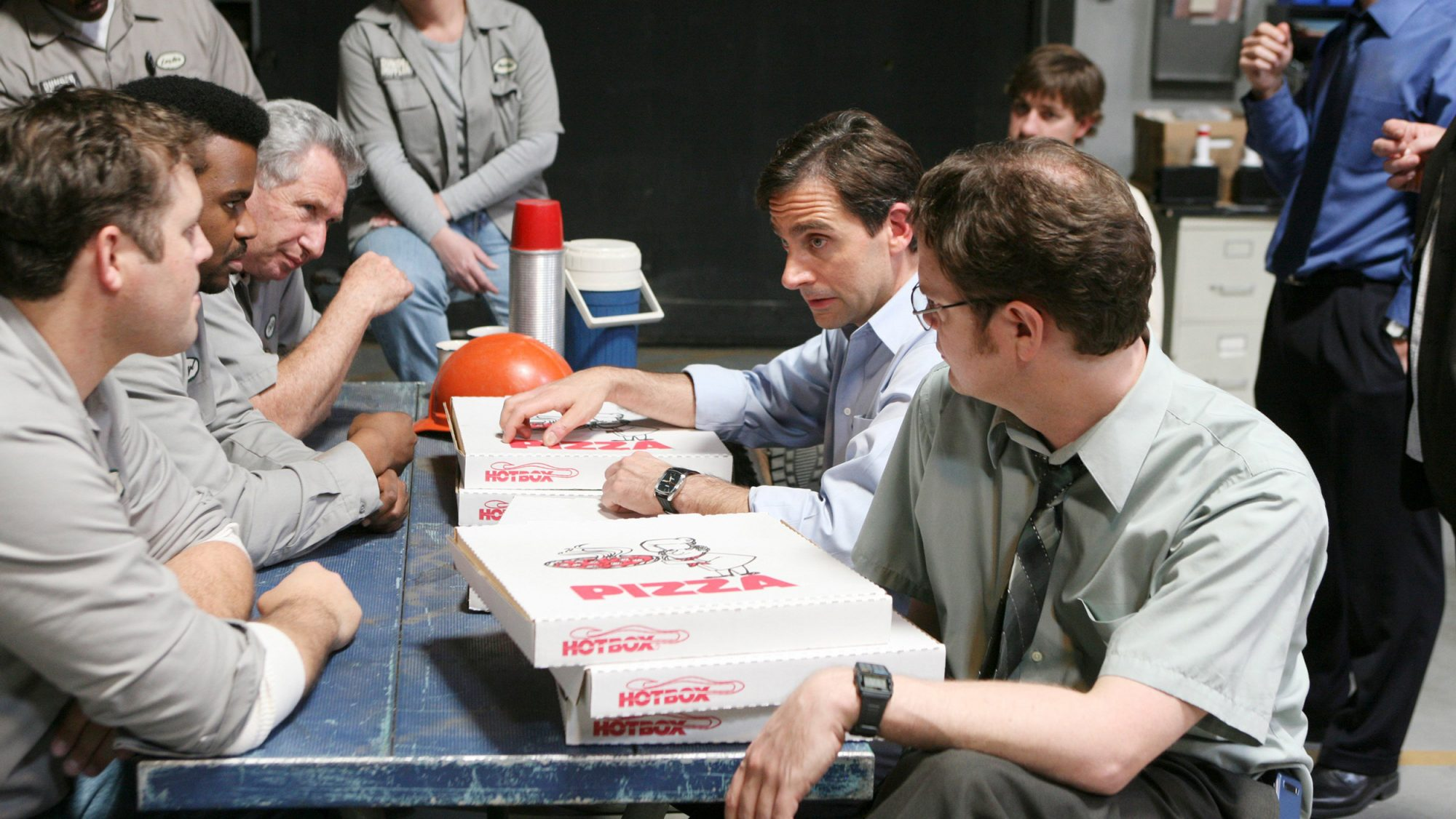 Pizza Makes You More Productive at Work