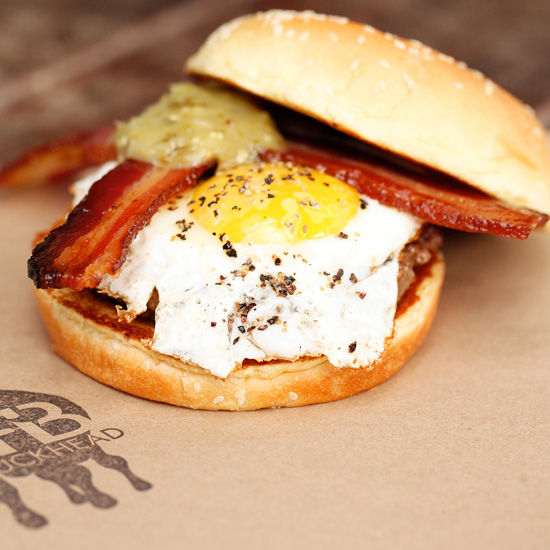 Best Bacon Burgers in the US: Farm Burger in Decatur, GA