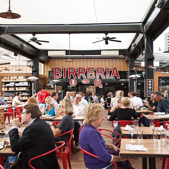 America's Best Beer Gardens: Birreria, New York City