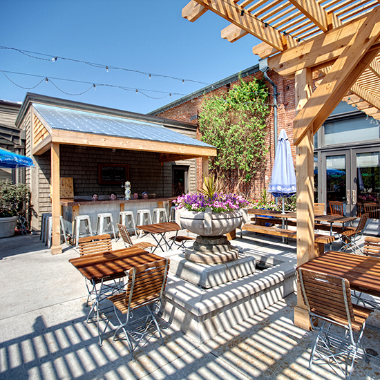 America's Best Beer Gardens: Grünauer, Kansas City, MO