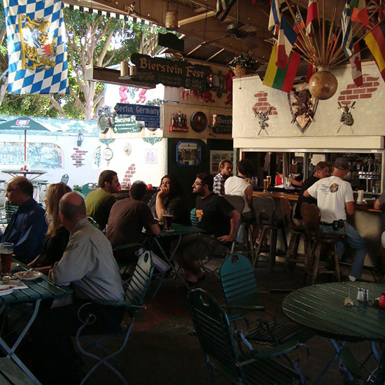 America's Best Beer Gardens: The Red Lion Tavern, Los Angeles