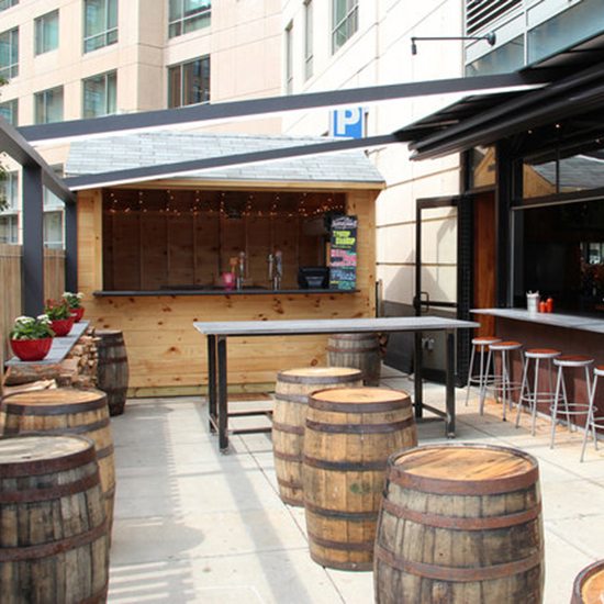 America's Best Beer Gardens: Sweet Cheeks Q, Boston