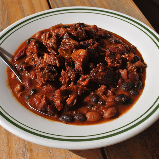 Best Chili in the U.S.: Woodyard Bar-B-Que