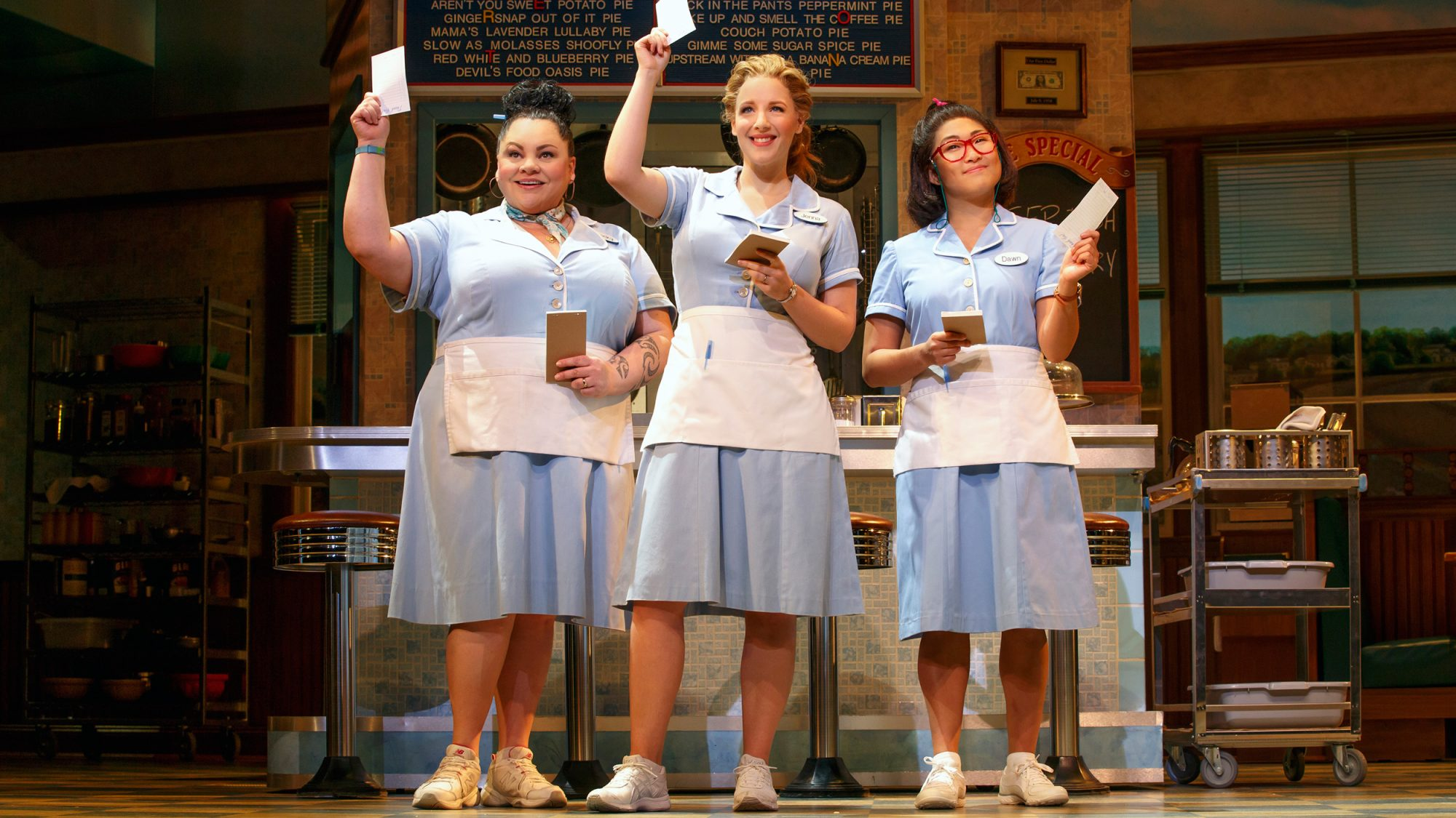 Waitress, The Play