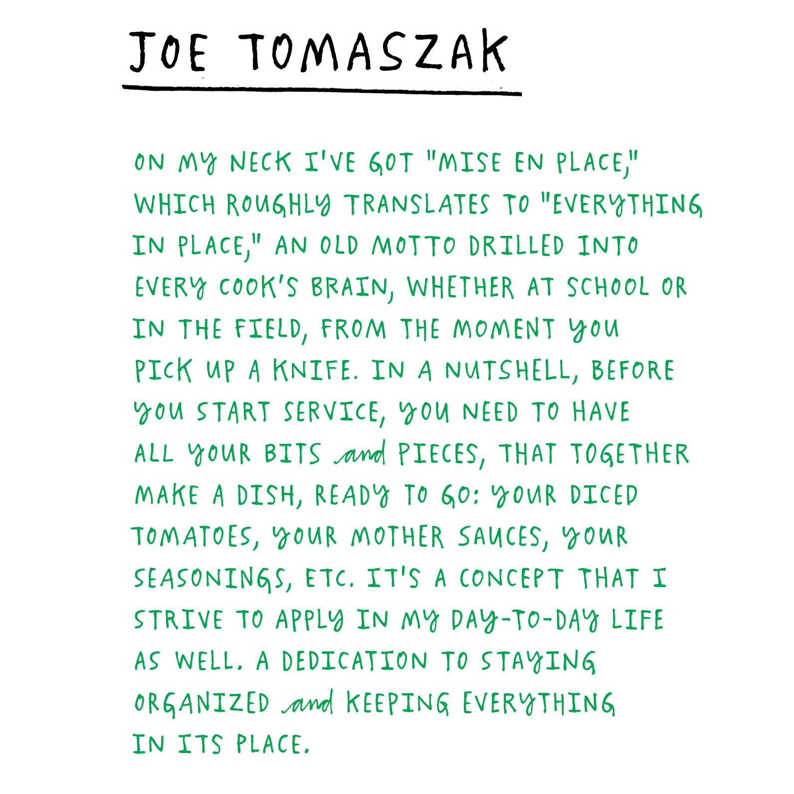knives and ink joe tomaszak