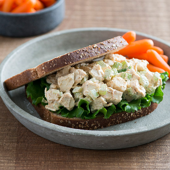 Everyday Chicken Salad Sandwich