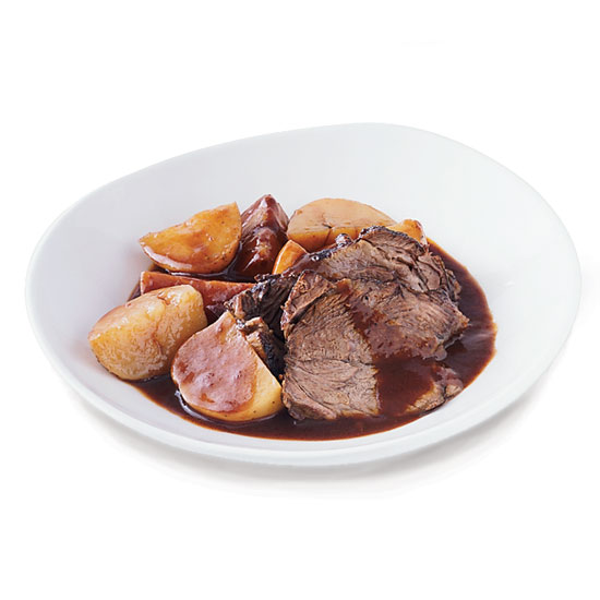 Spicy Ancho Chile Pot Roast