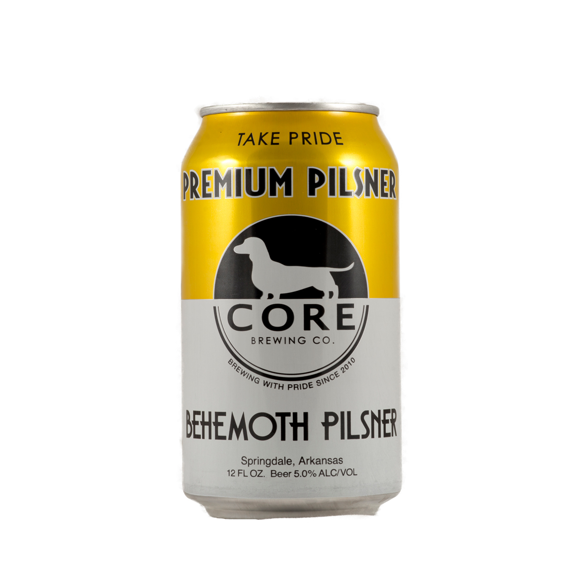 Arkansas: Core Behemoth Pilsner