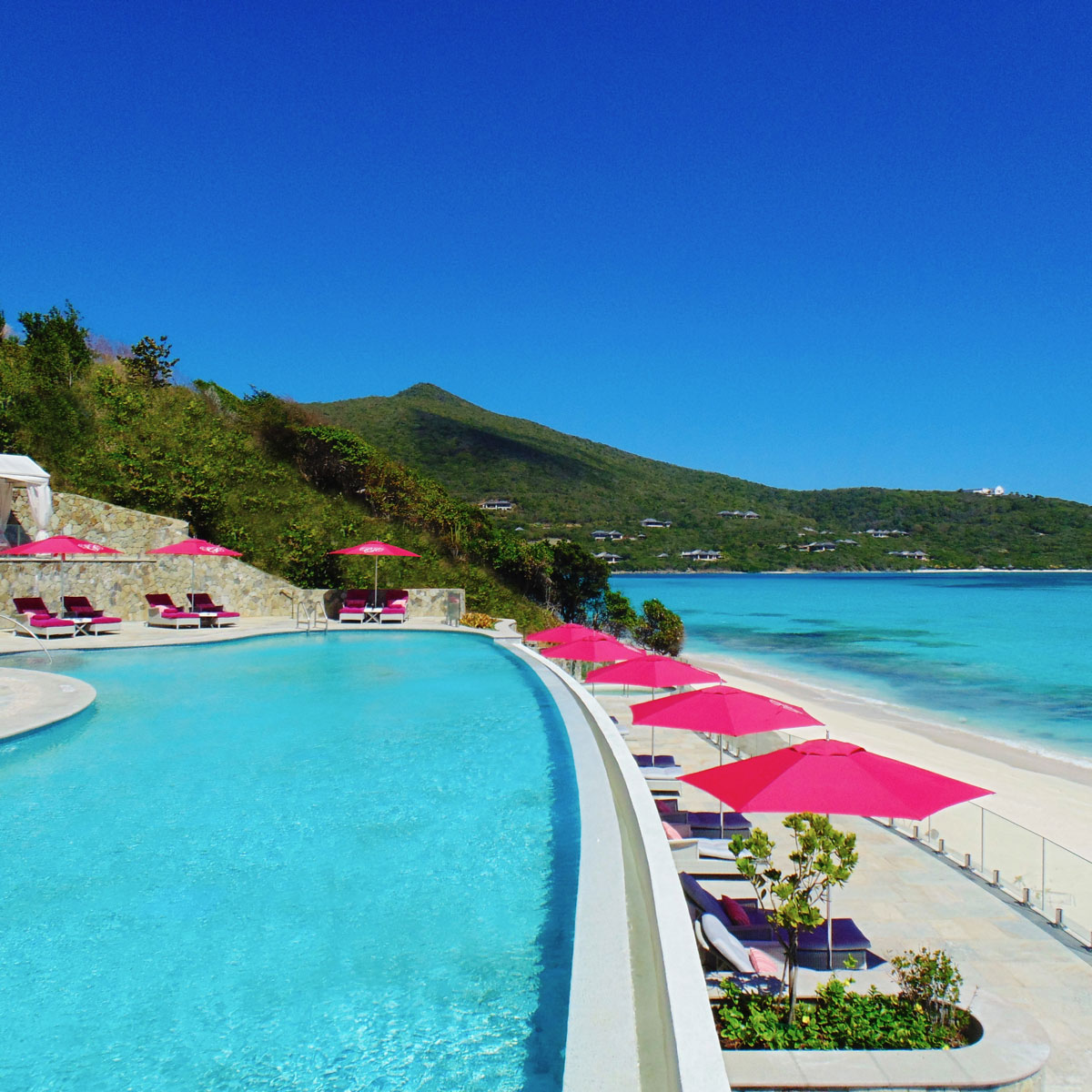 Pink Sands Club, Grenadines