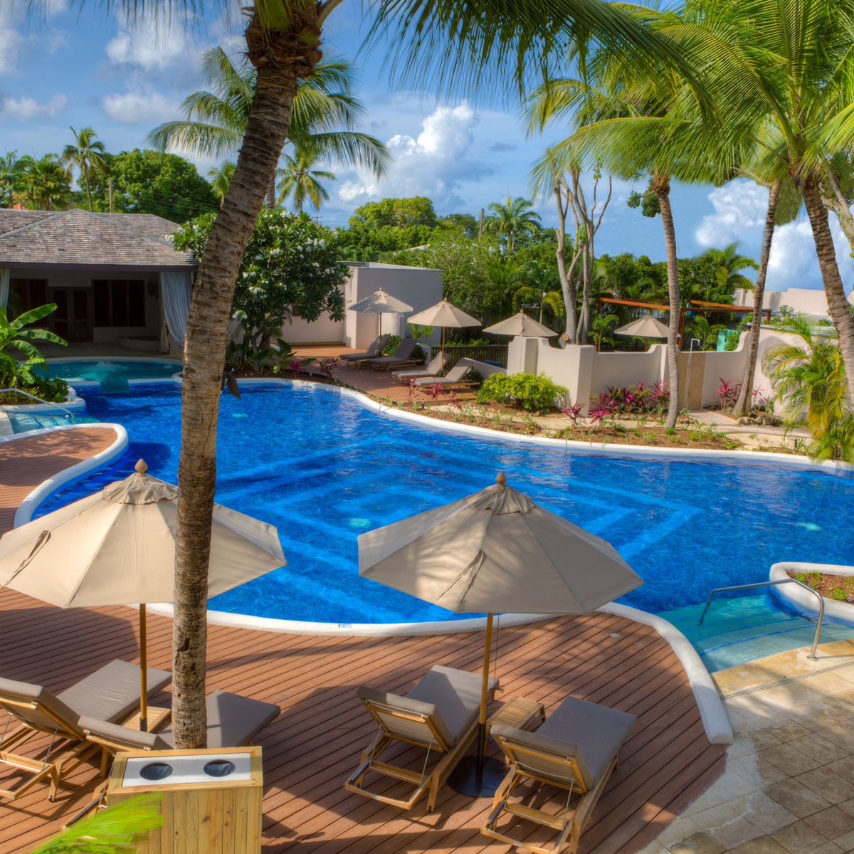 Waves Hotel & Spa, Barbados: Spa treatments and snorkeling