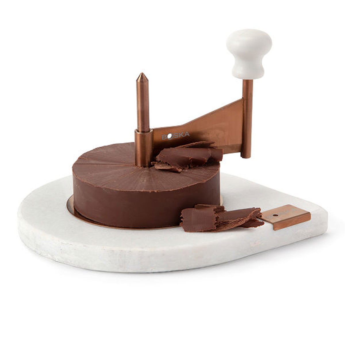 Chocolate Curler